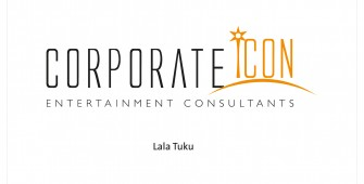 Corporate Icon Entertainment Consultants Logo