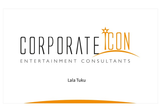 Corporate Icon Entertainment Consultants Logo