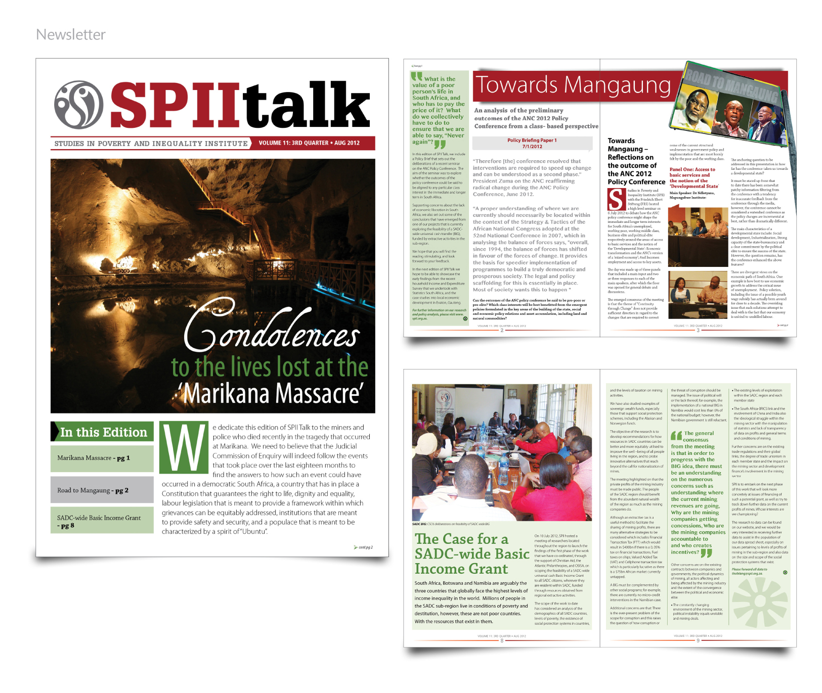 SPII-Newsletter